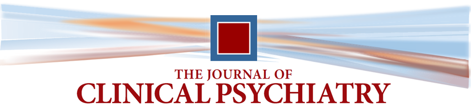 The Journal of Clinical Psychiatry